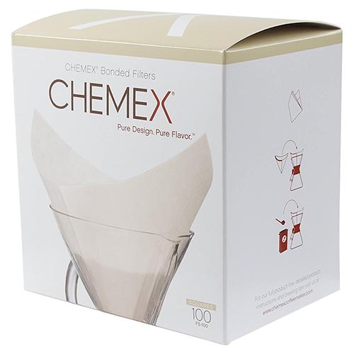 Chemex Filters vierkant 6-en-8-kops