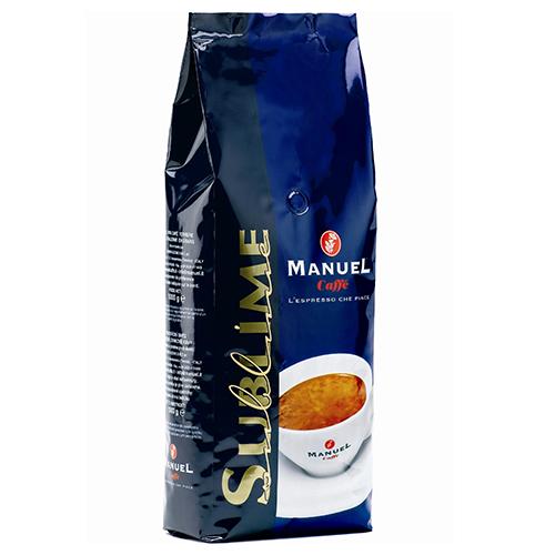 Manuel Caffe Sublime koffiebonen 1kg
