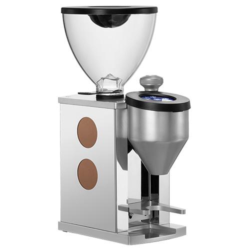 Rocket Faustino Chrome-Copper koffiemolen