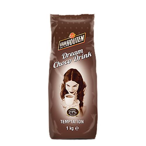 Van Houten Temptation 21% Cacaopoeder 1kg