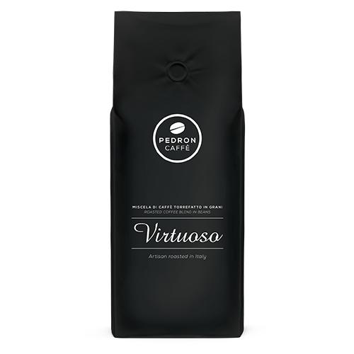 Pedron Caffe Virtuoso koffiebonen 1kg