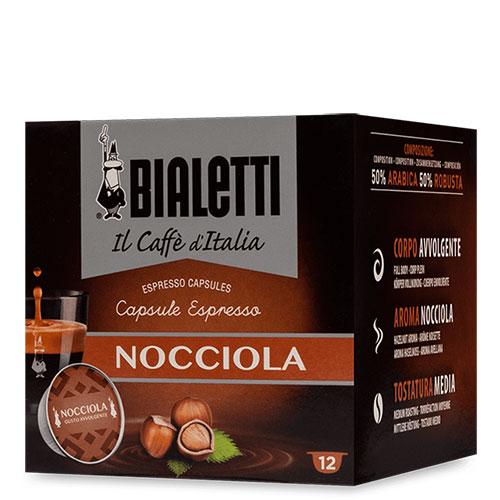 Bialetti Nocciola koffie capsules