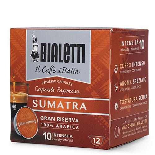 Bialetti Sumatra koffie capsules
