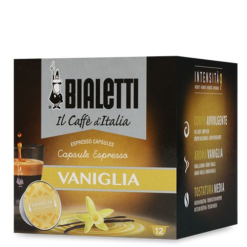 Bialetti Vaniglia koffie capsules