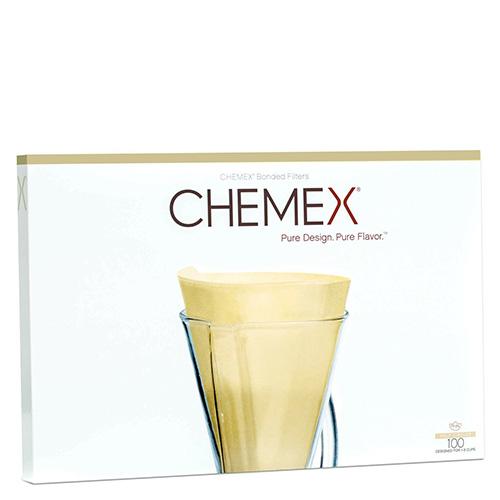 Chemex Filters Bruin 3 kops