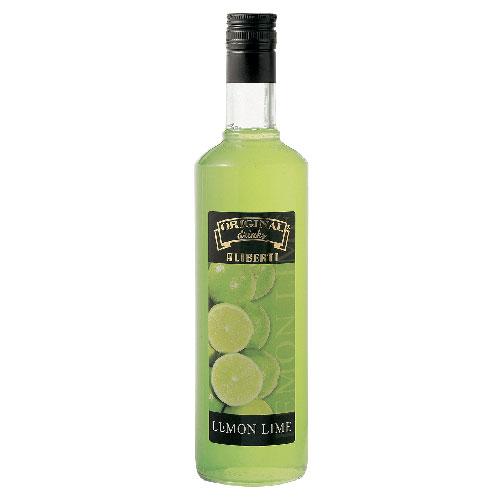Aliberti Siroop Lemon Lime (Limoen) 700ml