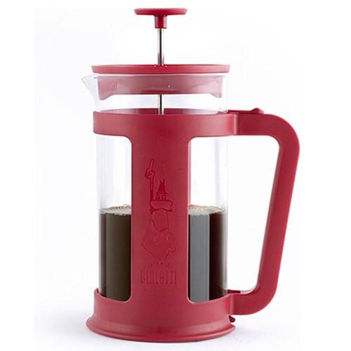 Bialetti Coffee Press Smart Rood