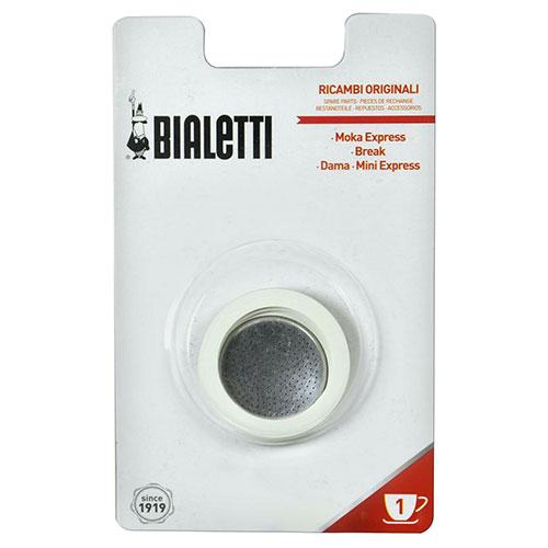 Bialetti Moka Filterplaatje + Ringen 1 kops