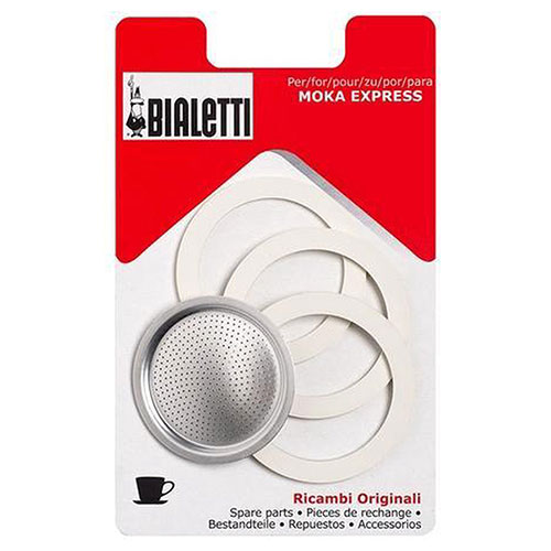 Bialetti Moka Filterplaatje + ringen