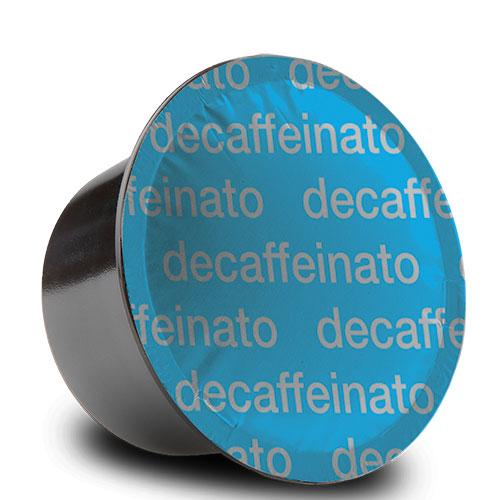 Bristot Decafe Blu koffiecapsule Lavazza Blue Compatible Capsule