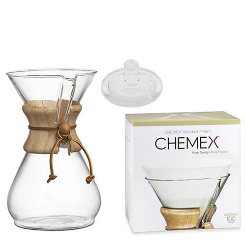 Chemex Slow Coffee Set 10-kops