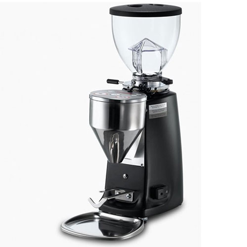 Mazzer Mini Electronic A koffiemolen zwart