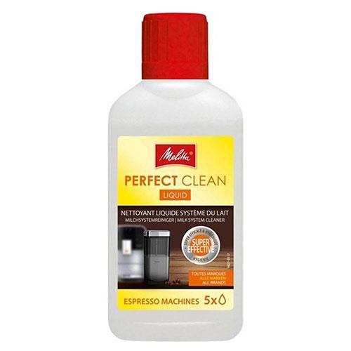 Melitta Perfect Clean Vloeibare Melkreiniger 250ml