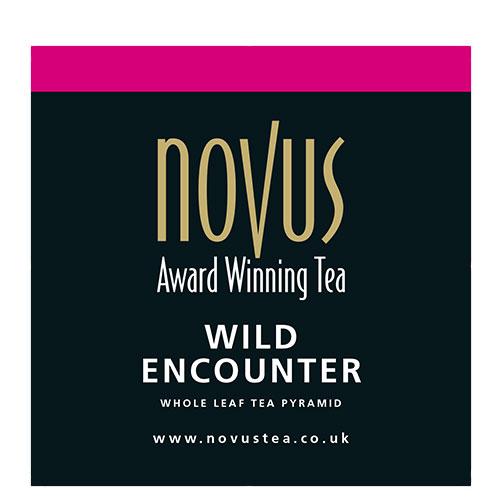 Novus Thee Wild Encounter Piramide Theezakje