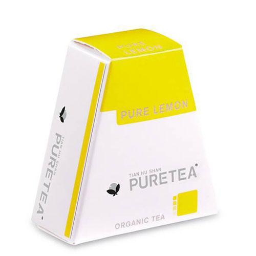 Pure Tea Pure Lemon Biologische Thee 18st