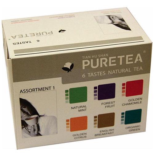 Pure Tea assortimentsverpakking A
