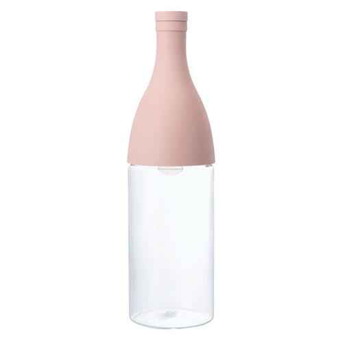 Hario Filter In Bottle Smokey Pink 800ml - FIE-80-SPR