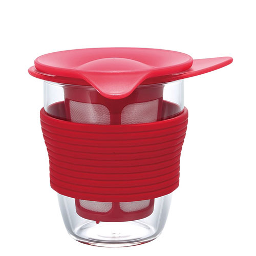 Hario Handy Tea Maker Rood 200ml